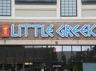 Little Greek Channel Letters