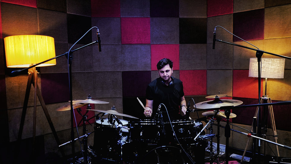 Recording in Ahmedabad