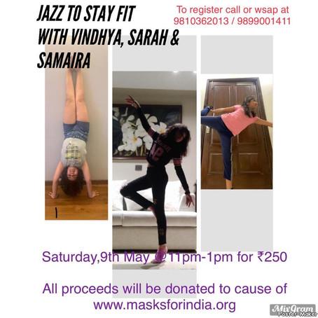 Vindhya Sawhney, Sara Goel and Samaira Jain's Campaign To Protect 2500 People