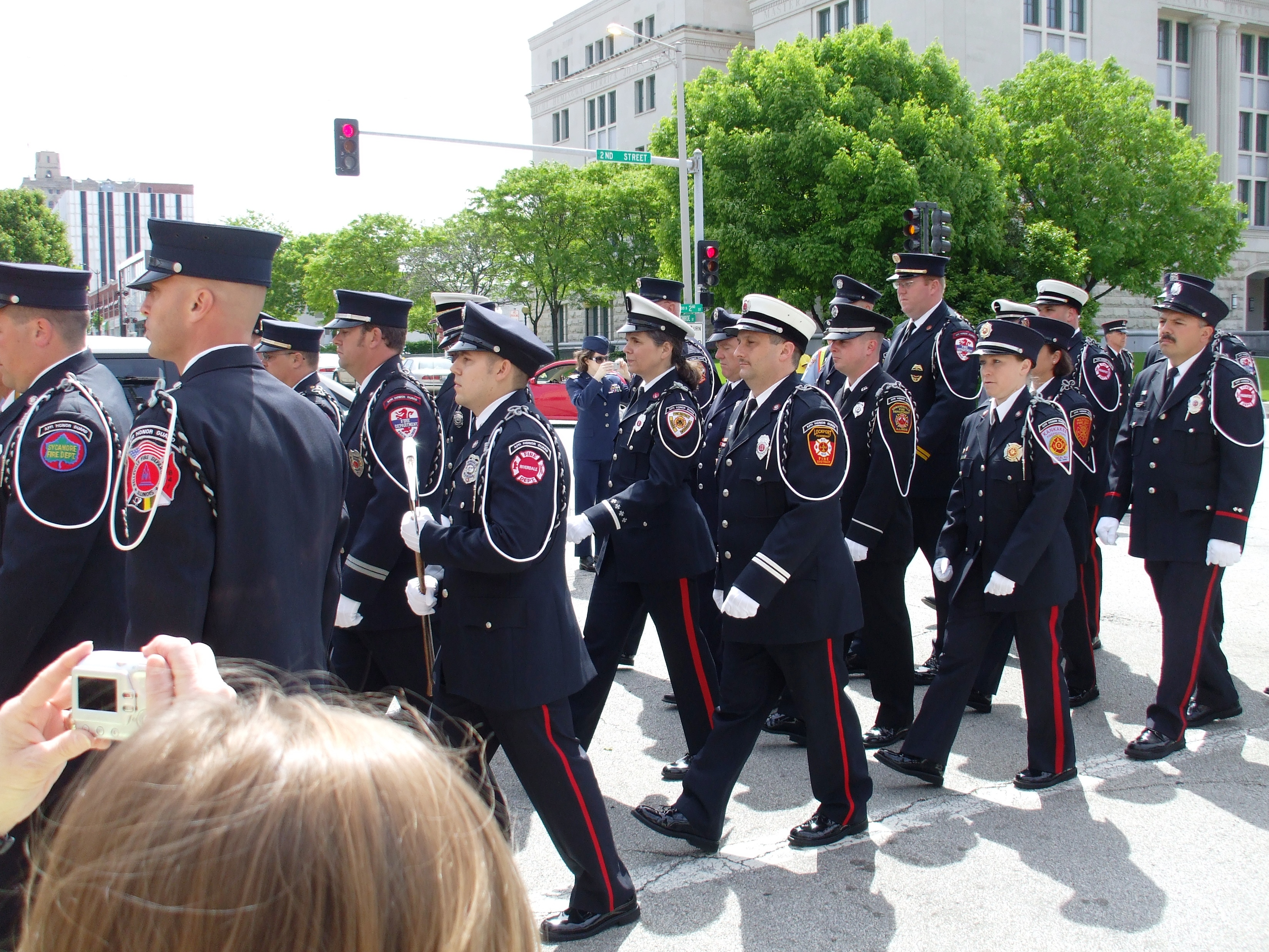 State of Illinois Fallen FF Memorial