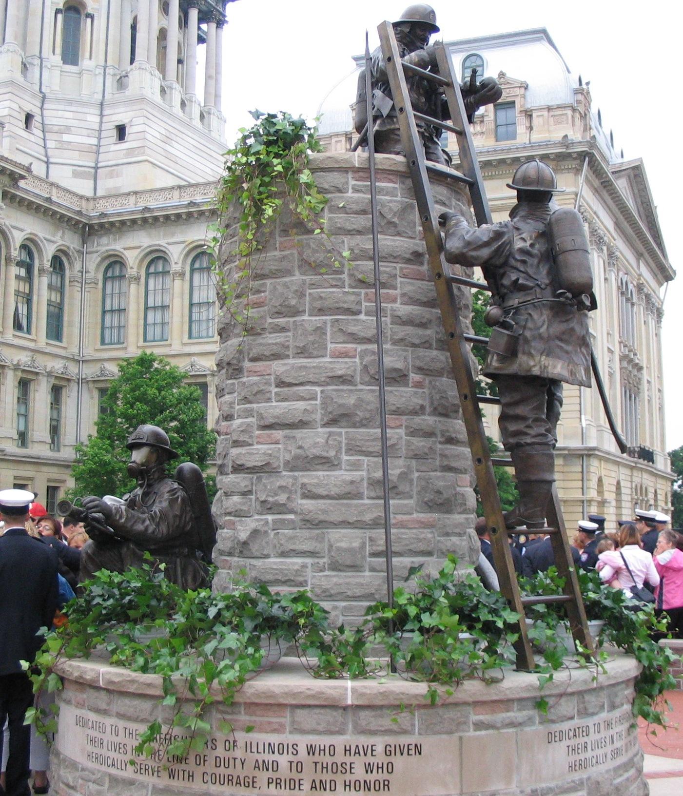 FF Memorial Springfield,  IL.