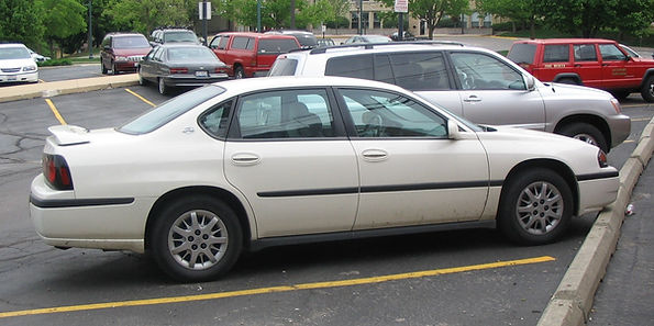 2005 Chevrolet Impala FP-#1 05-1911.jpg