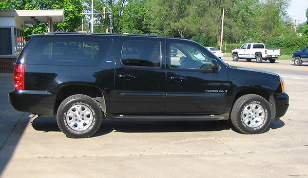 2007 GMC Yukon XL Chief's Buggy 07-6133.