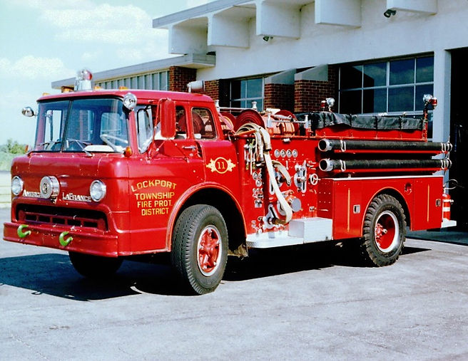 1966 Ford ALF 1000 GPM 750 WT Engine 11.