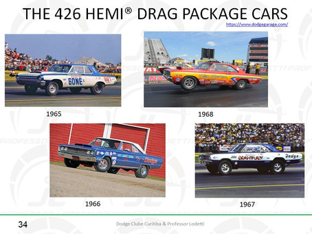 Post 08 - Motores DRAG-HEMI