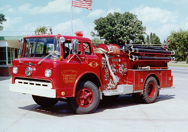 1968 Ford ALF 1000 GPM 750 WT Engine 14.