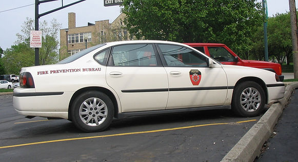 2005 Chevrolet Impala FP #2 05-5801.jpg