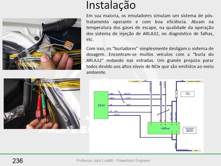 POST 10 - Emuladores de ARLA32 - A bomba relógio