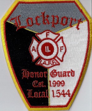 LTFPD Honor Guard Patch