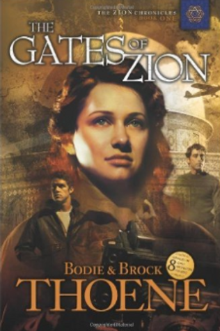 The Gates of Zion - Autographed Soft Cover Book
