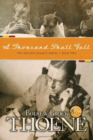 A Thousand Shall Fall - Autographed Soft Cover Book