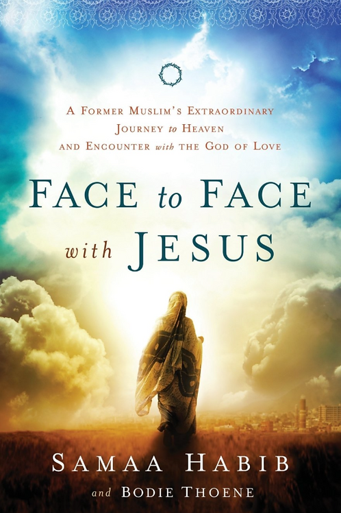 Face to Face with Jesus - Autographed Paperback