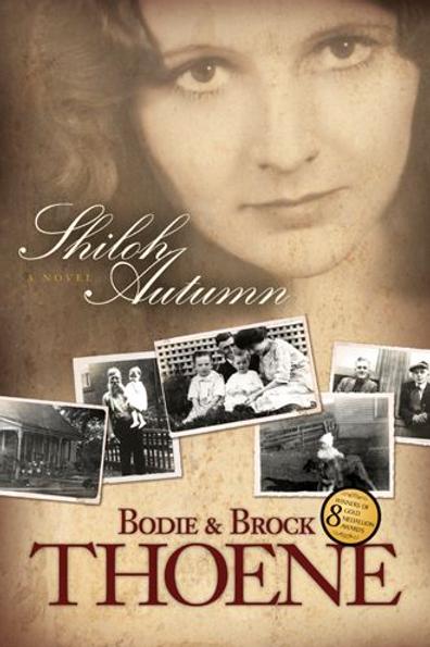 Shiloh Autumn - Autographed Soft Cover Book