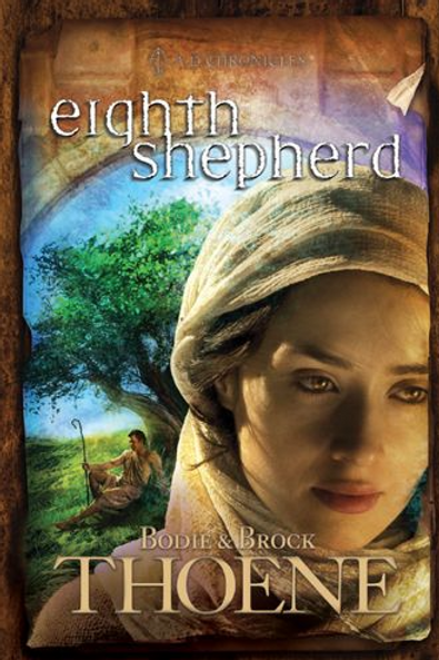 Eighth Shepherd - Autographed Hard Cover Book
