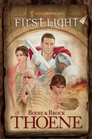 First Light - Autographed Hard Cover Book