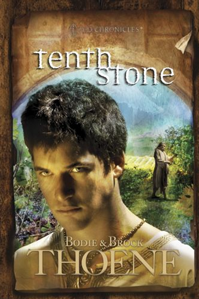 Tenth Stone - Autographed Soft Cover Edition