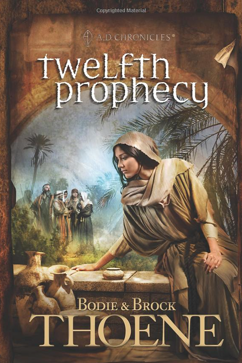Twelfth Prophecy - Autographed Soft Cover Edition