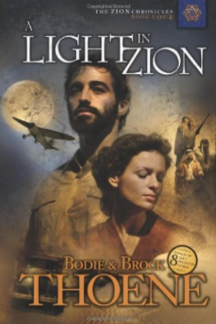 A Light in Zion - Autographed Soft Cover Book
