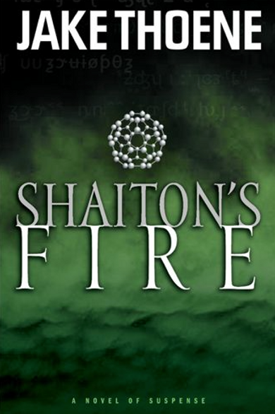 Shaiton's Fire- Autographed Soft Cover Book