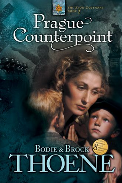 Prague Counterpoint - Autographed Soft Cover Book