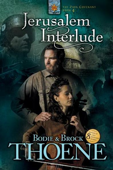 Jerusalem Interlude - Autographed Soft Cover Book