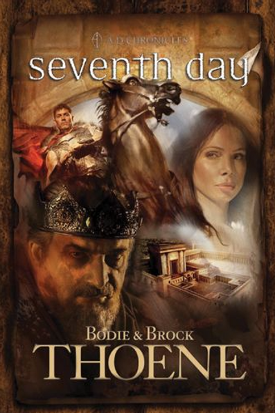 Seventh Day - Autographed Hard Cover Book