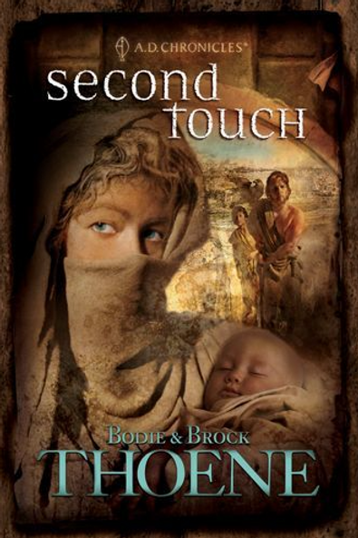 Second Touch - Autographed Hard Cover Book