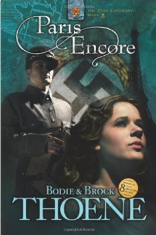 Paris Encore - Autographed Soft Cover Book