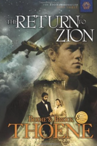 The Return to Zion - Autographed Soft Cover Book