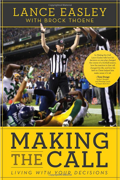 Making the Call - Autographed Soft Cover Book