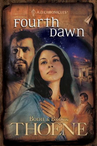 Fourth Dawn - Autographed Hard Cover Book