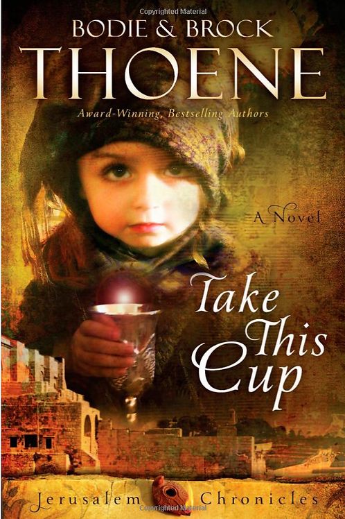 Take This Cup - Autographed Soft Cover Book