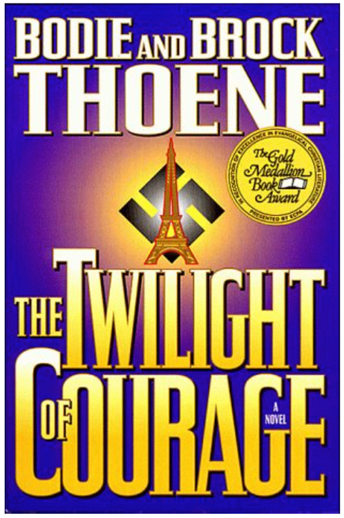 Twilight of Courage - Autographed Soft Cover Book