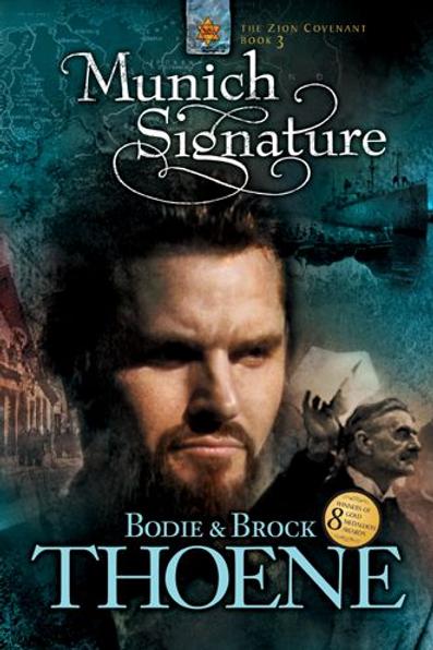 Munich Signature - Autographed Soft Cover Book