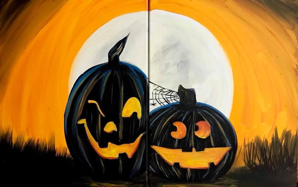 Pumpkin Twins