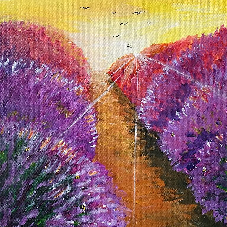 """Wind Rose Cellar - """"Lavender Fest 2"""""""
