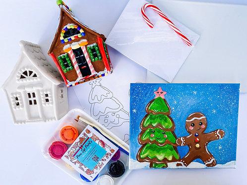 Winter Break Art Kits - B2G1 Code HOLIDAY