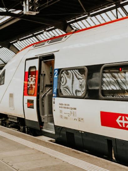 5 TIPS para ahorrar en transporte en tu viaje a Suiza