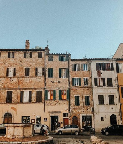 Perugia, el centro de la cultura Italiana