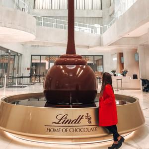 Lindt Home of Chocolate: El museo Lindt mas grande del mundo