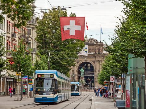 Residencia en Suiza y permisos de trabajo