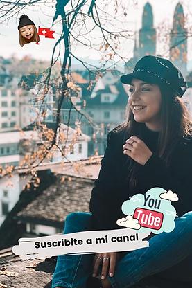 Una argentina en Suiza Youtube
