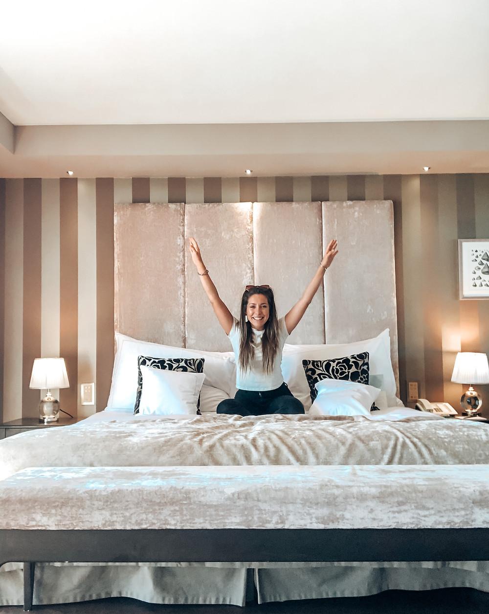 Viajar a Suiza - Habitacion hotel