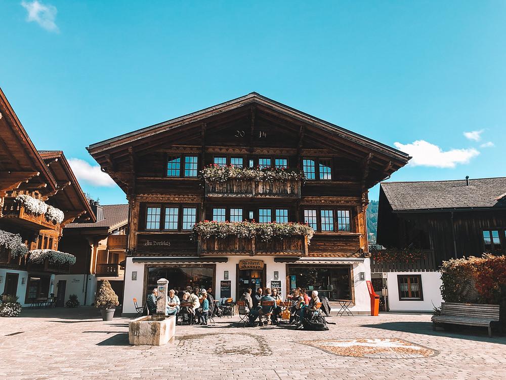 gstaad, suiza, switzerland
