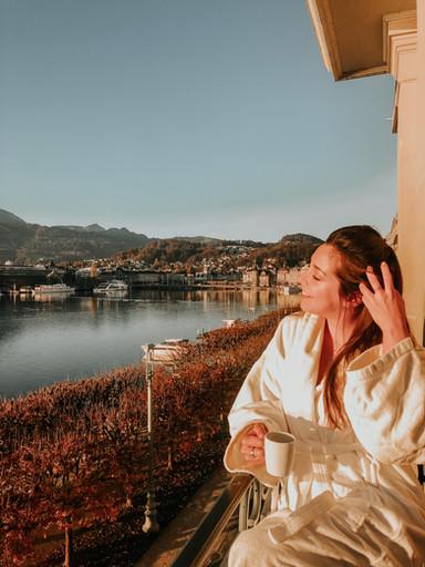 Colaboracion con el hotel Grand National Luzern