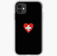 Funda para Iphone - Corazón Suiza EUR 14,28