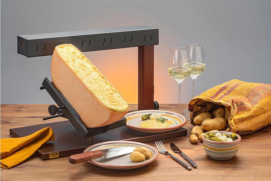 raclette, comida en suiza