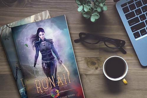 Ronah - paperback
