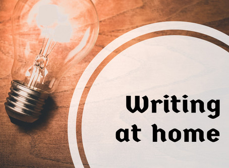 Writing at home