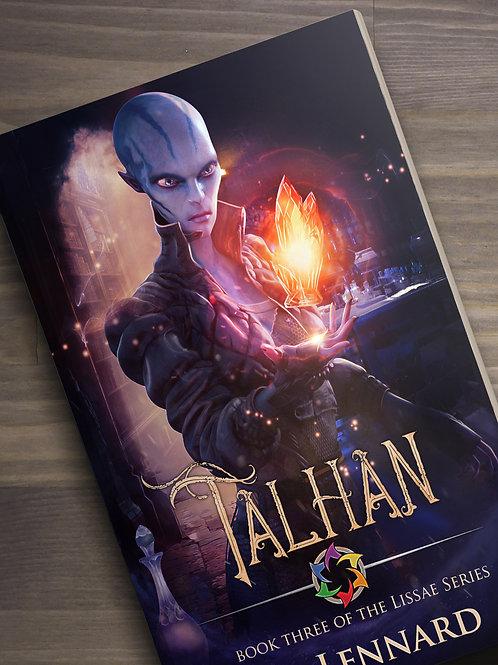 Talhan - paperback